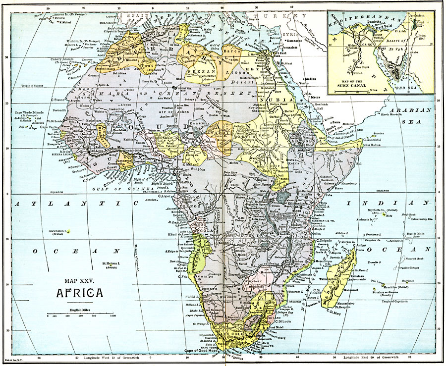 Map Of Africa Before Colonialism.Pre Colonial Africa