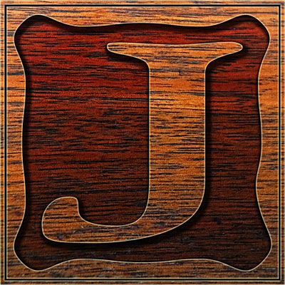 Letter J In Different Style 400 x 400