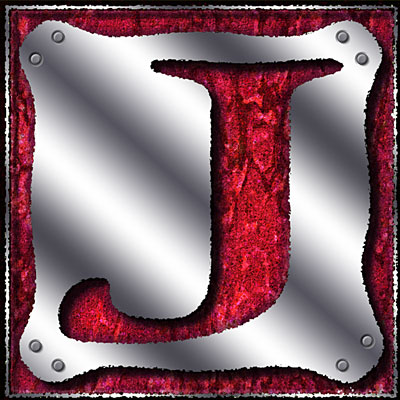 Letter J In Different Style Download tiff* file