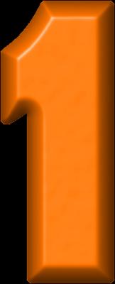 presentation alphabets orange refrigerator magnet 1 college clip art football college clip art images