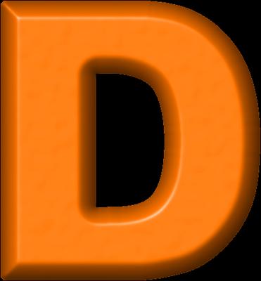 ��.d:-a:+�_PresentationAlphabets:OrangeRefrigeratorMagnetD