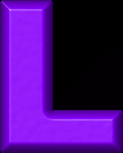 Alphabet Letter L Pictures