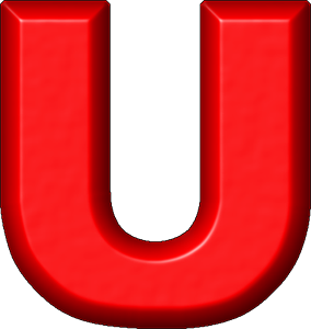 presentation alphabets red refrigerator magnet u letters clip art free letters clip art printable free