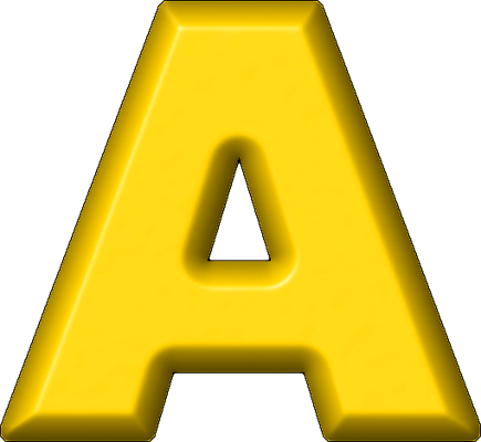 Letter Word From Yellow
