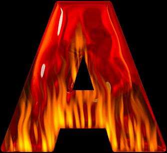 Fire Logos on FlamingTextcom