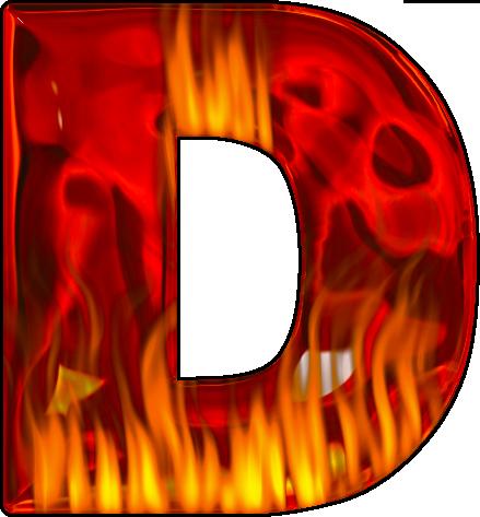 D Alphabet Letters Png