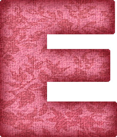 K Letter Images In Pink ... Photos - Etc Home Alphabets Themed Letters Pink Flower Fabric Letter K