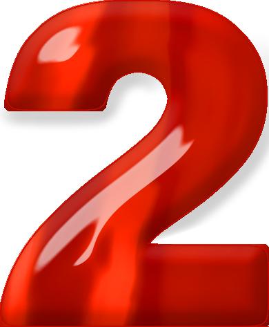 etc u003e etc home u003e alphabets u003e themed letters u003e red glass u003e numeral 2