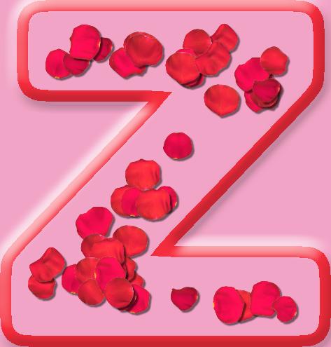The Rose Alphabet  rieliescom