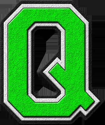 Q letter hunt q reheart Gallery