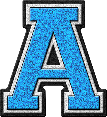presentation alphabets light blue varsity letter m presentation alphabets light blue varsity letter a 777