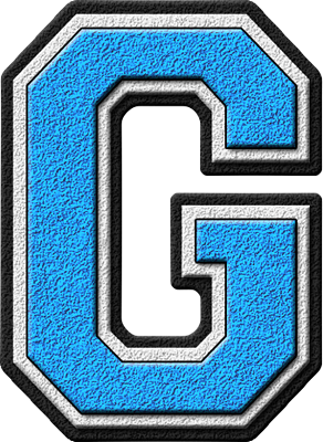 presentation alphabets light blue varsity letter m presentation alphabets light blue varsity letter g 777