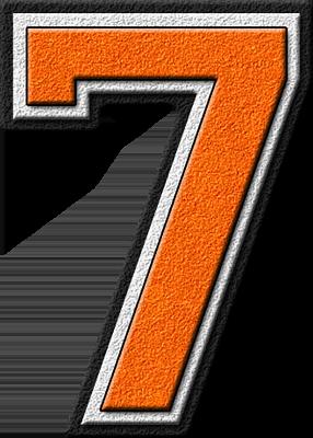 orange 7