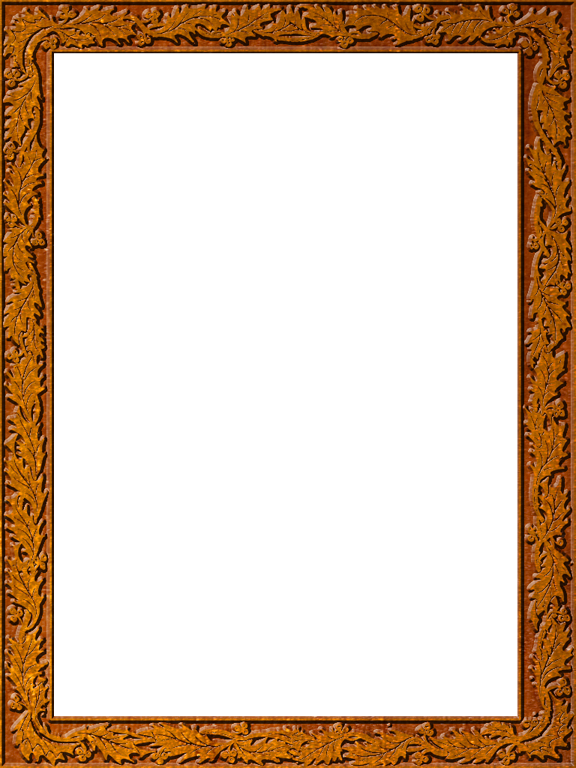 Rectangle Picture Frames
