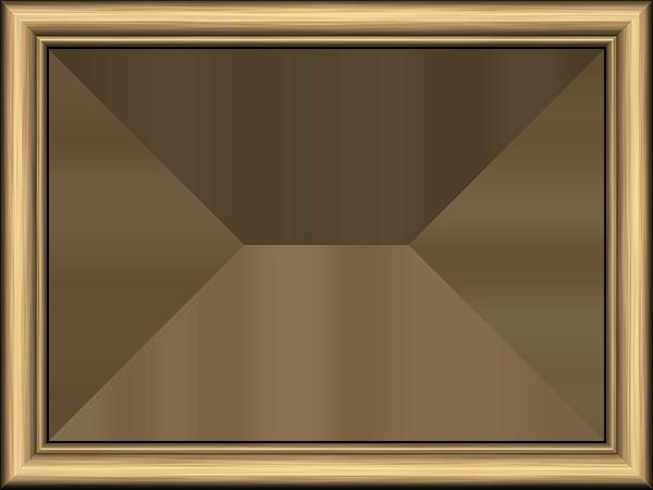 presentation photo frames wide plain rectangle style 26