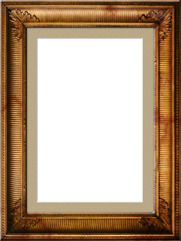 Presentation Photo Frames Tall Traditional Rectangle