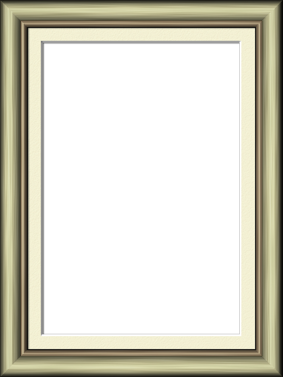 Presentation Photo Frames: Tall Traditional Rectangle