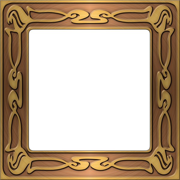 Presentation Photo Frames Square Style 02