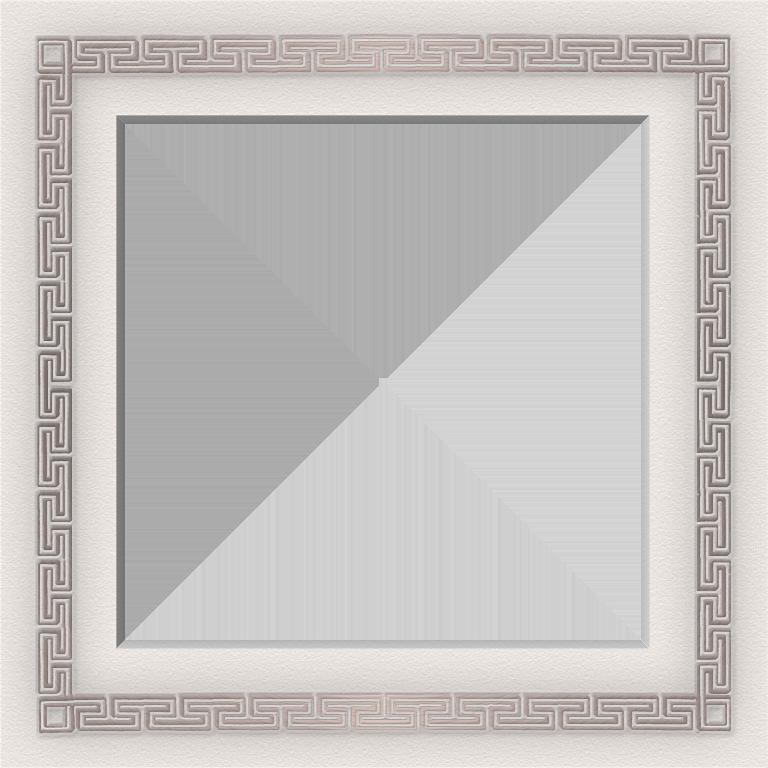 Presentation Photo Frames: Square Mat, Style 24
