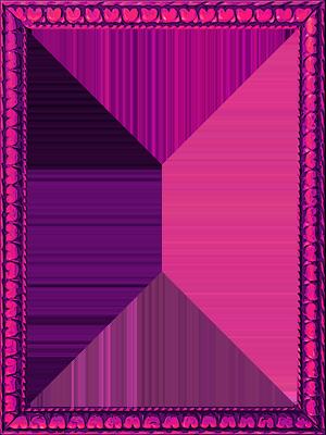 Presentation Photo Frames: Tall Fun Rectangle, Style 21