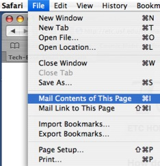 how to add messages to mac