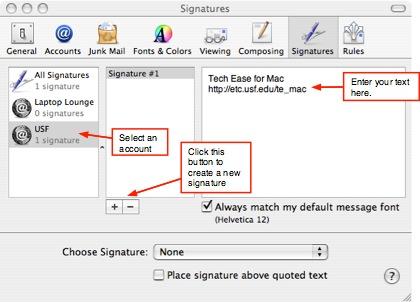 How do i create a handwritten signature in mac mail