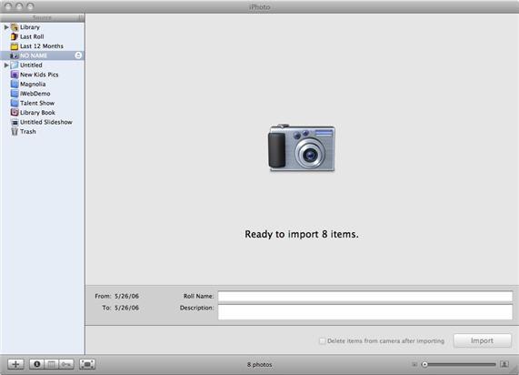 Download digital camera to computer