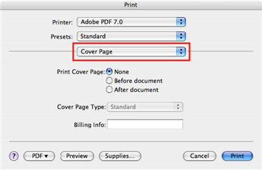 How do I print in on the Mac? » Hardware » Mac » Tech Ease
