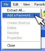 How do I compress files to make them smaller? » Files