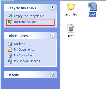 How do I delete files in Windows? » Files & Sharing