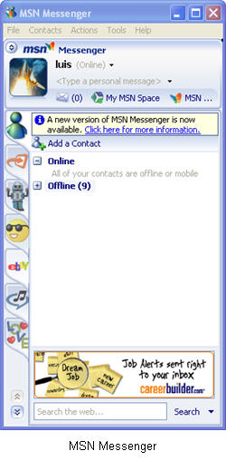 Aol instant messenger released for mac (beta) – free download.