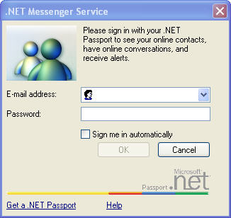 How do I set up Windows Messenger? » Chat & Conferencing