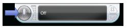 Windows 7 speech recognition control on Desktop.