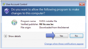 Installing NVDA on Windows 7 » Vision » 4All » Tech Ease