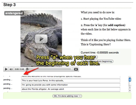 Adding Closed Captions to YouTube Videos » Web Accessibility