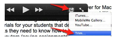 Creating Screen Recordings with QuickTime Player » Getting